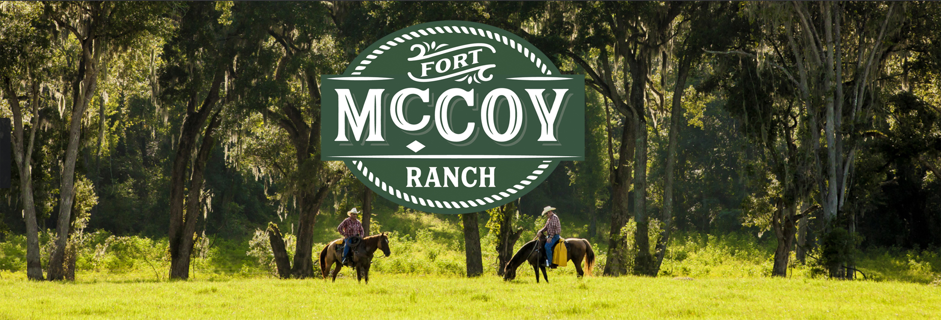 Fort McCoy Ranch Logo